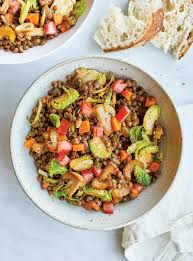 lentilles cuisine ragoût de lentilles végétalien ricardo