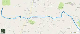 Ucla Parking Map The Mason Dixon Bike Trail