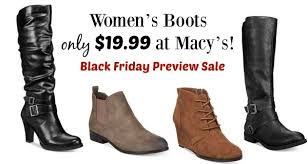 womens boot sale macys macy s select s boots only 19 99 black friday price