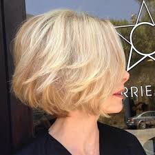 bob hair cut over 50 back 20 trendy ways to style a blonde bob popular haircuts