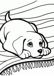 puppy kitten coloring free download