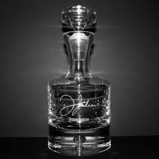 personalized engraving personalized whiskey decanters barware custom engraved gifts