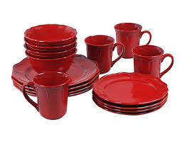 better homes and gardens simply fluted 16 dinnerware set