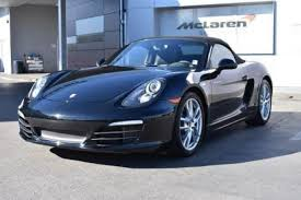 porsche used used porsche boxster for sale special offers edmunds