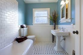 Beadboard Bathroom Ideas Beadboard Bathroom With Bead Boarding Walls With Trim For