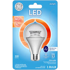 Led Light Bulbs With Candelabra Base by Ge 40 Watt Equivalent Uses 4 Watts Daylight A15 Ceiling Fan Sm