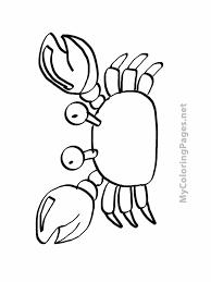 crab animal coloring pages bestcameronhighlandsapartment com