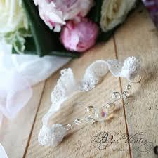 jarretiere mariage jarretières mariage originales pour la mariée bijoux volutes mariage