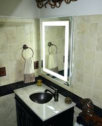 lights cheap vanity mirror light up bathroom mirrors and lights