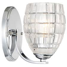 Minka Lavery Bathroom Lighting Minka Lavery Clarte 3 Light Chrome Bath Light 6393 77 The Home Depot