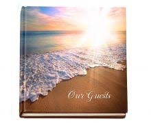 guest sign in book for funeral kinkade stairway to paradise guest registry sign in book