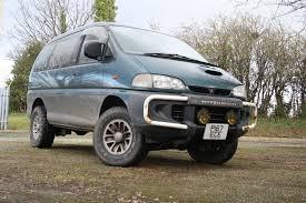van mitsubishi delica road test mitsubishi delica l400 u2013 hubnut u2013 celebrating the average