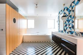 Bathroom Renovations Los Angeles Photo 13 Of 20 In 20 Bathrooms With Transformative Tiles From A