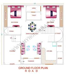 House Map Design 20 X 40 by Impressive Picture Of 30 40 Home Map Design Exterior Decorating