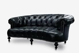 Diamond Tufted Sofa The Truman Elegant Curved Chesterfield Of Iron U0026 Oak