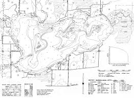 Wisconsin Lakes Map by Crivitz Recreation Association Fishing Opportunities On High