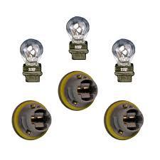 3 new l light sockets bulbs fits jeep grand