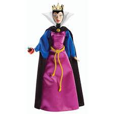 Evil Doll Halloween Costume Princess Villain Classics Snow White Evil Queen Doll