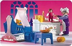 playmobil babyzimmer de playmobil 5313 babyzimmer