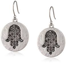 earrings brand lucky brand hamsa earrings it up