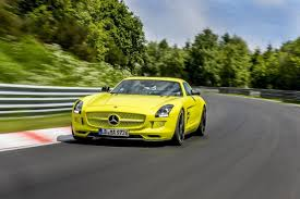 mercedes supercar rumor next amg gullwing to be awd mid engined hybrid digital trends