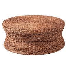 38 round coffee table lanai round coffee table 38 lanai woven round coffee table