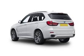 Bmw X5 White - new bmw x5 diesel estate xdrive30d m sport 5 door auto 7 seats