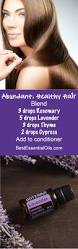 doterra essential oils to support healthy hair best essential oils