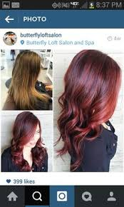 whats new cherry bomb hair lounge hair salon and balayage hand painted highlights on this girl with beautiful hair by
