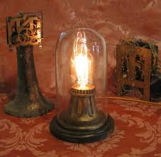 Steampunk Decorations Astonishing Steampunk Decorating Ideas Come With Metal Table Lamp