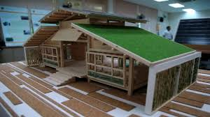 Modern Nipa Hut Floor Plans by Modern Bamboo Houses In The Philippines Youtube