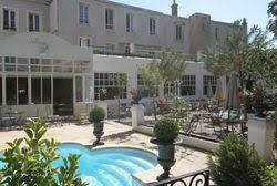 hotel seine et marne avec dans la chambre la demeure du parc hôtel auberge restaurant avec chambre s