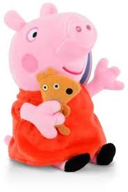 Peppa Pig Plush Peppa Pig Plush Cotton Stuffed Doll Toys Baby Accessories