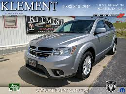 dodge journey 2016 klement chrysler dodge jeep ram vehicles for sale in decatur tx