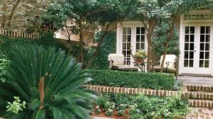 home courtyard courtyards southern living
