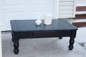 distressed black end table good black distressed coffee table on satur distressed black natural