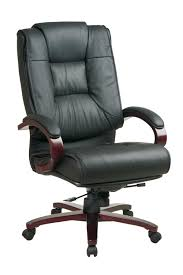 Leather Boss Chair Traditional Mahogany Executive Chair Within Executive Chairs