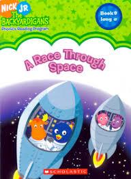 race space backyardigans bk 9 sonia sander paperback