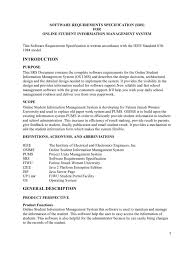 100 technical specification template example 5 technical