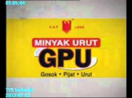 Minyak Gpu e4 cap lang gpu minyak urut slide logo 05 s cap lang gpu