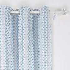 Teal And White Curtains White And Teal Curtains