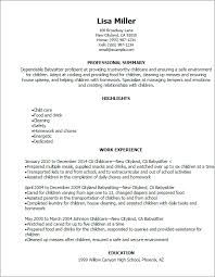 basic basitter resume template free download within 21 marvelous