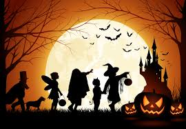 halloween facebook background 43 free