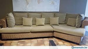 ensemble de canapé ensemble canapé 3 5 places repose pieds table basse a vendre