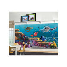 roommates 72 in x 126 in finding nemo wall mural jl1278m the finding nemo wall mural
