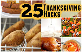 25 thanksgiving dinner hacks totally the bomb