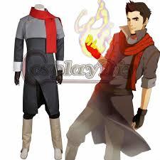 Korra Halloween Costume Cosplaydiy Avatar Legend Korra Season Mako Cosplay