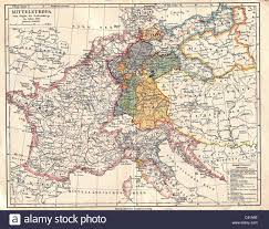 Central Europe Map by Cartography Maps Map Of Central Europe At The Beginning Of The