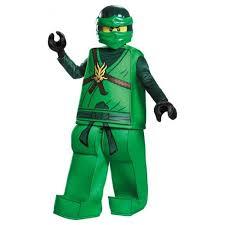 Swat Team Halloween Costume Lego Ninjago Lloyd Prestige Halloween Costume Child Size Ebay