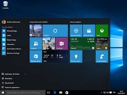 windows 7 icone bureau disparu windows 10 les nouveautés en images cnet